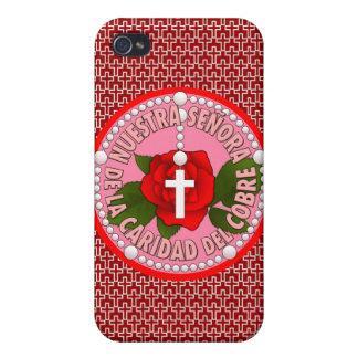 Del Cobre de Nuestra Señora de la Caridad iPhone 4/4S Carcasa