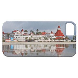 Del Coronado - Coronado, California del hotel iPhone 5 Case-Mate Protectores