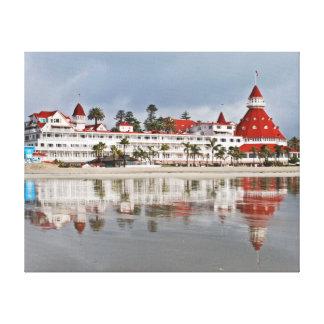 Del Coronado - Coronado, California del hotel Impresion En Lona