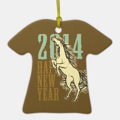 ) del (del caballo salvaje 2014 ornamente de reyes