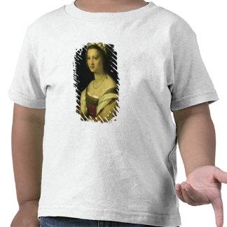Del Fede, la esposa del artista, C. de Lucrezia di Camisetas