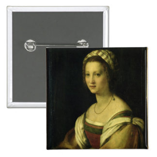 Del Fede, la esposa del artista, C. de Lucrezia di Pin