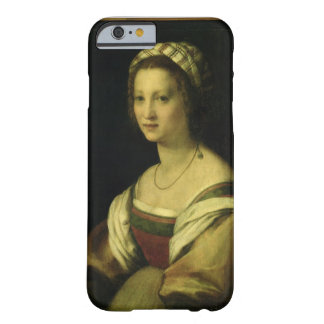 Del Fede, la esposa del artista, C. de Lucrezia di Funda Para iPhone 6 Barely There