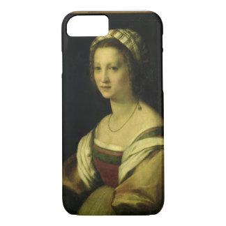 Del Fede, la esposa del artista, C. de Lucrezia di Funda iPhone 7