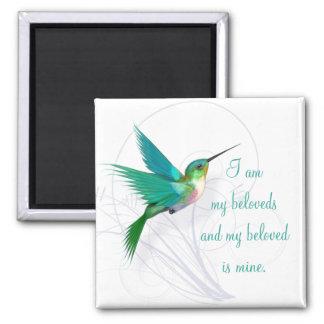 ~ del imán del remolino del colibrí mi querido