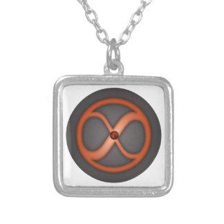 Del infinito del círculo símbolo para siempre