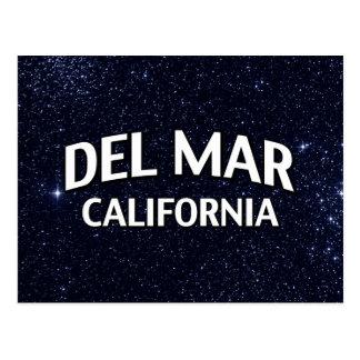 Del Mar California Tarjetas Postales