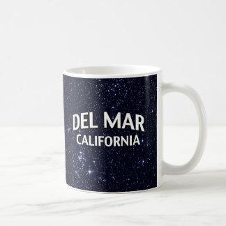 Del Mar California Taza De Café