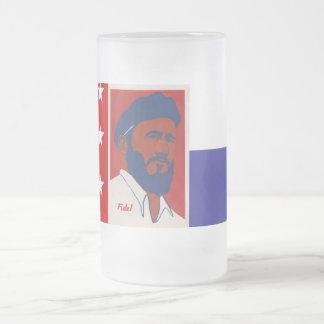 Del Norte, Fidel de Bandera de la Repblica Taza De Cristal