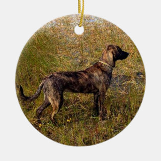 Del ornamento del personalizado del perro