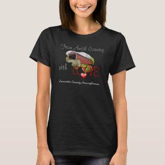 Del país con amor - camiseta de Amish