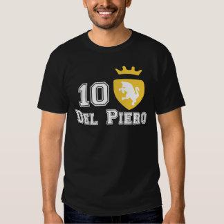 Del Piero Crest Camisas