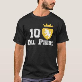 Del Piero Crest Camiseta