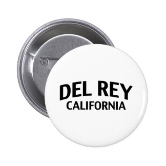 Del Rey California Pins