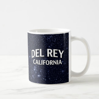 Del Rey California Taza