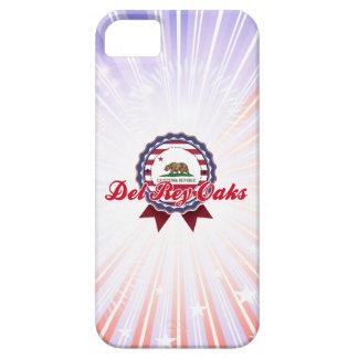 Del Rey Oaks, CA iPhone 5 Case-Mate Cárcasas