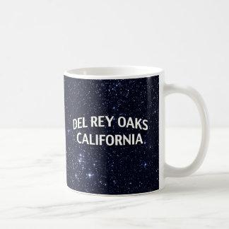 Del Rey Oaks California Tazas