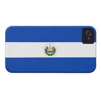Del Salvador caso del iPhone 4 apenas There™ Funda Para iPhone 4 De Case-Mate