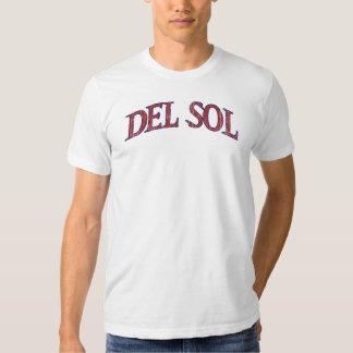 DEL SOL SURF CO. CAMISETAS