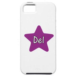 Del Star iPhone 5 Case-Mate Carcasa