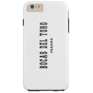 Del Toro Panamá de Bocas Funda Resistente iPhone 6 Plus