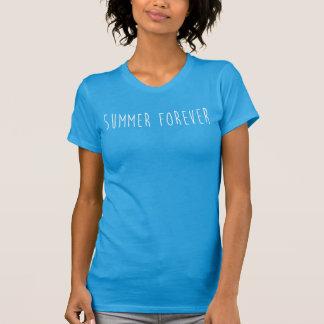 Del verano camiseta Tumblr para siempre