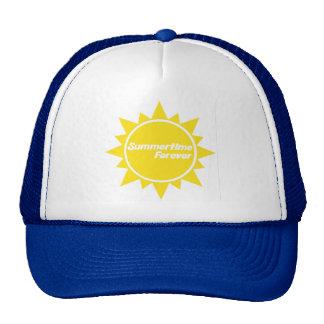 Del verano gorra del camionero para siempre