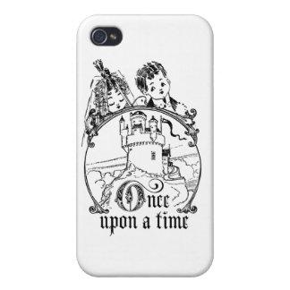 Del vintage ropa, decoración, y regalos érase una  iPhone 4 fundas