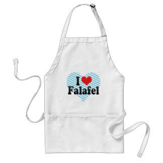 Delantal Amo el Falafel