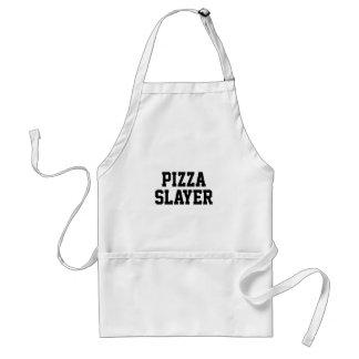Delantal Asesino de la pizza