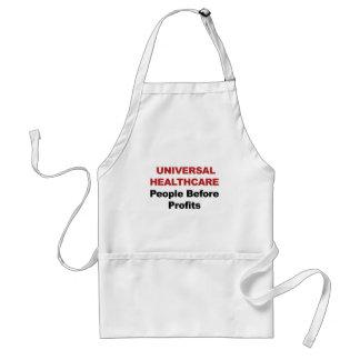 Delantal Atención sanitaria universal