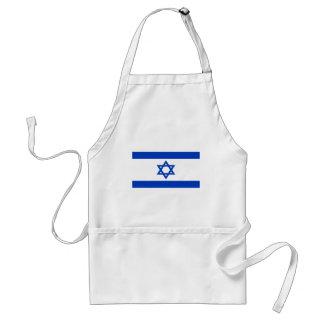 Delantal ¡Bajo costo! Bandera de Israel
