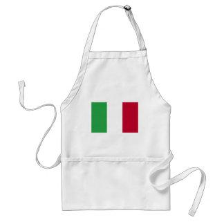 Delantal ¡Bajo costo! Bandera de Italia