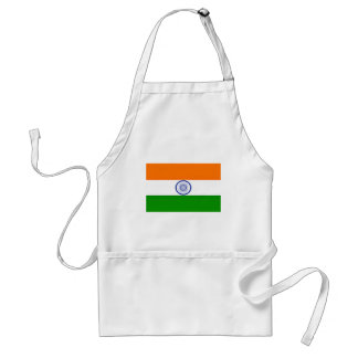 Delantal ¡Bajo costo! Bandera de la India