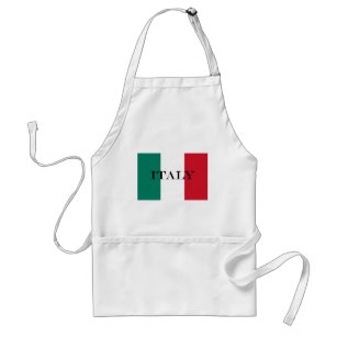 4010d72319b Delantal Bandera de Italia Italia IL italiano Tricolore