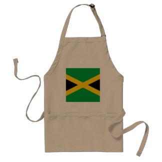 Delantal Bandera de Jamaica