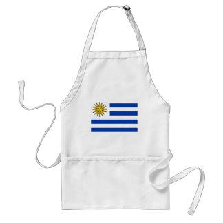 Delantal Bandera de Uruguay