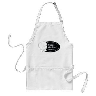 Delantal Cocina de las mamáes hecha con amor