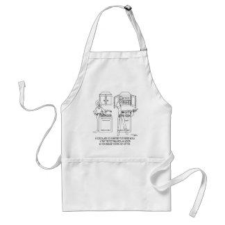 Delantal Cocinar el dibujo animado 0676