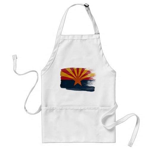 Delantal de la bandera de Arizona