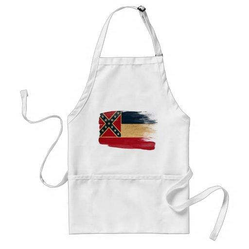 Delantal de la bandera de Mississippi