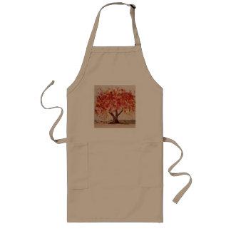 Delantal del árbol del otoño