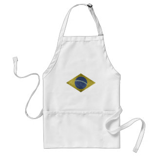 Delantal Diamante brasileño