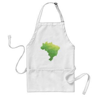 Delantal El Brasil