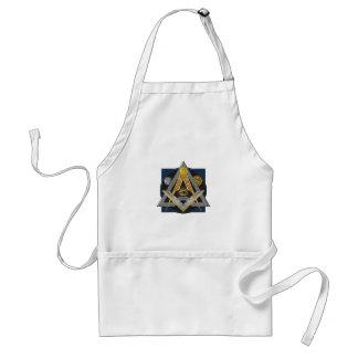Delantal Emblema del Freemasonry