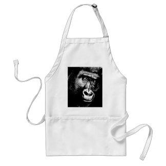 Delantal Gorila