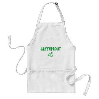 Delantal Greenprout ecológico