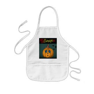 Delantal Infantil Halloween