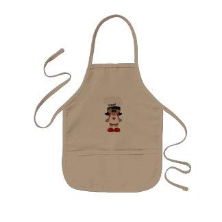 Delantal Infantil Pequeño cocinero