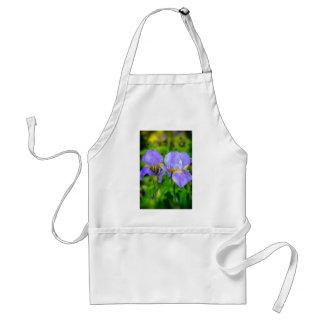 Delantal Iris barbudo